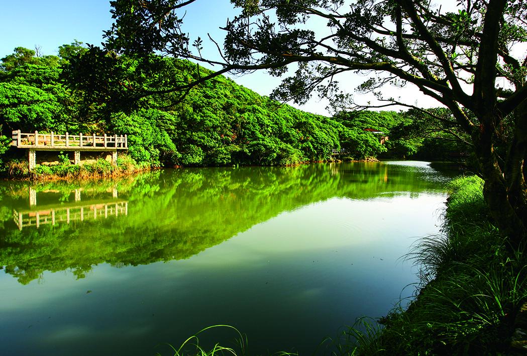 情人湖生態園區